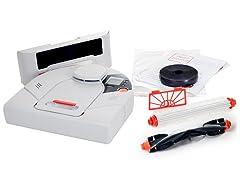 XV-21 Pet & Allergy Vacuum - White