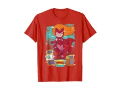 """A Scarlet Witch"" Shirt"
