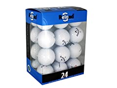 24pk of Recycled Callaway Golf Balls