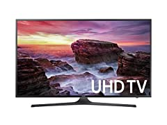 Samsung MU6290 4K Ultra HD Smart LED TVs