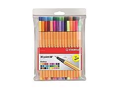 Point 88 Fineliner Pens