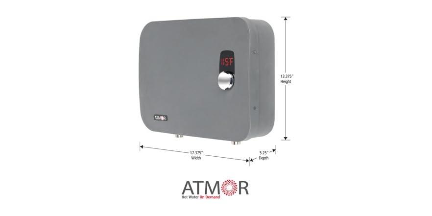 Atmor 18 Kw 240v Tankless Water Heater