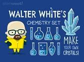Mister White Chemistry Set