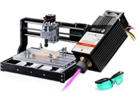 Genmitsu 3018-PRO CNC Router or Laser Kit