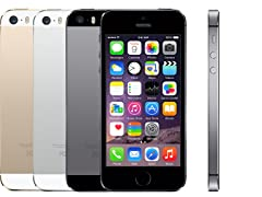 iPhone 5S w/ 1 Year Warranty (S&D)