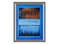 Rothko - No. 61 Rust and Blue