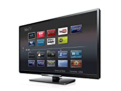"32"" 720p LED TV with NetTV"