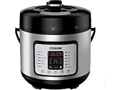 COSORI 7-in-1 6 Qt Electric Pressure Cooker