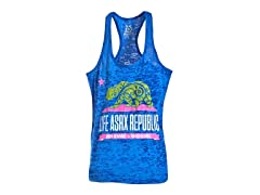 Women's Cali Bear AsRx Republic - Blue