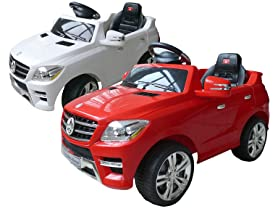 Mercedes ML350 6V or SLS 6V, Your Choice