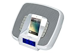 Dual Alarm Clock for 30-pin iPhone