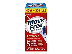 Schiff Move Free Advanced 200 Tablets