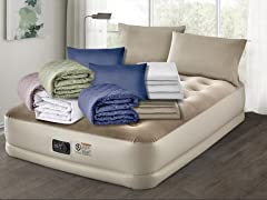 Guestroom Survival Kit - Air Bed Set
