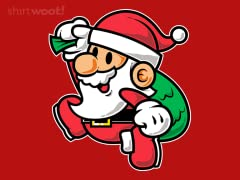 Super Santa Jump