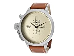 IFO 312 Chrono Beige/Brown Men's Watch