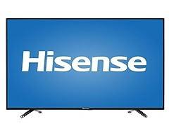 """Hisense 55"""" 1080p 120Hz LED Smart TV"""
