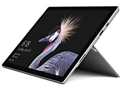 "Surface Pro 5 12"" Intel i5 128GB Tablet S&D"