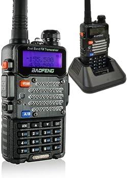 Baofeng UV-5R V2+ Plus 3800mah Two-way Radio