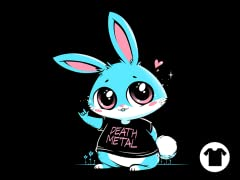 Death Metal Bunny
