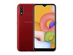 Samsung Galaxy A01 A015M-16GBR (Open Box)