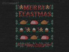 Merry Feastmas Sweater