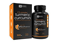 Sports Research Turmeric Curcumin C3 Complex®