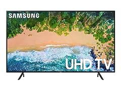 "Samsung 58"" Class NU6080 Smart 4K UHD TV"
