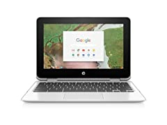 "HP Chromebook x360 11""HDTouch Celeron N3350 32GB"