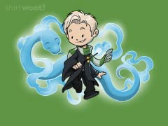 A Patronus for Malfoy