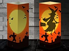 Halloween Shadow Lamps