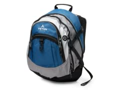 Teton Sports Bookbag/Daypack, Blue