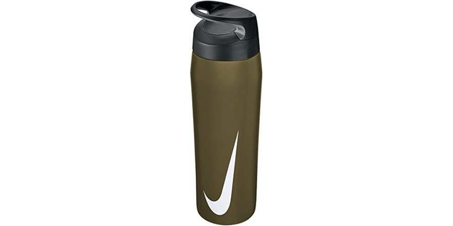 Nike 24oz SS HYPERCHARGE Twist Bottle - $9.99 - Free shipping for Prime members