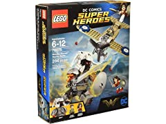 LEGO DC Super Heroes Wonder Woman Warrior Battle Set