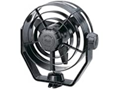 HELLA 12 V Black 2 Speed Turbo Fan