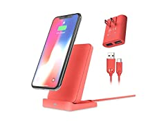 iHome Wireless Charging Stand