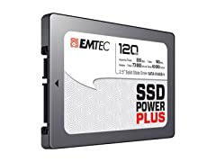 "EMTEC 120GB 2.5"" SATA III Internal SSD"