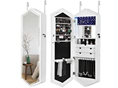 SONGMICS Mounted/Hanging Cabinet Armoire