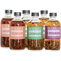 6-Pack Quickles Pickling Concentrate Sampler