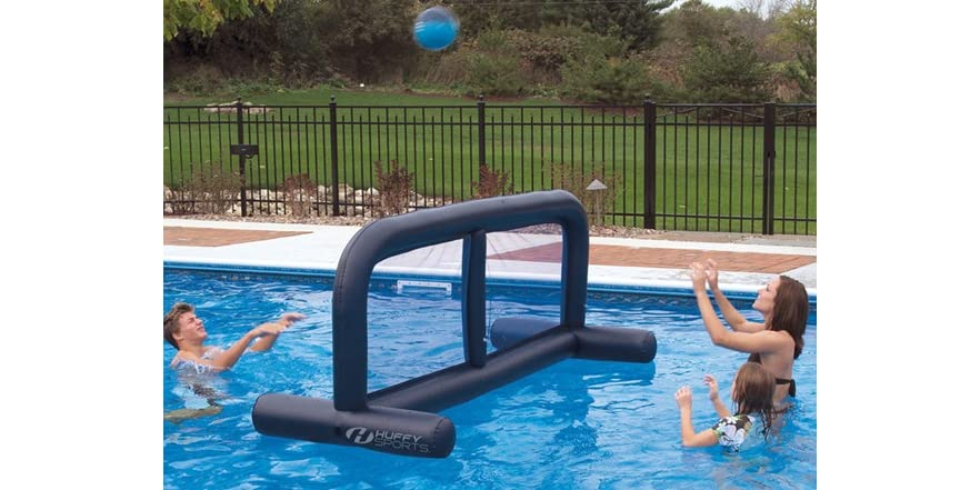 Inflatable Volleyball Set For Pool Lake
