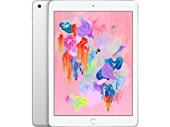 "Apple 9.7"" iPad 6 (2018), 32GB Silver"