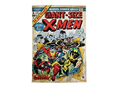 Stan Lee Signed X-Men 24x36 Poster