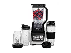 Ninja BL642 NutriNinja Blender Duo Black