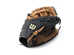 "Wilson 12"" MLB Baseball Glove"