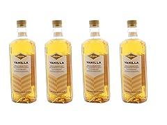 Fontana Vanilla Coffee Syrup - 4/1 Liter