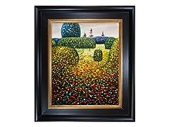 Klimt - Field of Poppies
