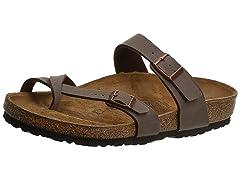 Birkenstock Mayari Birkibuc Sandals (Open Box)