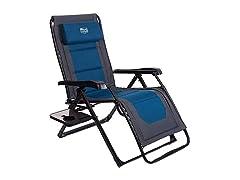 Timber Ridge 350-lbs. Capacity Zero Gravity Chair
