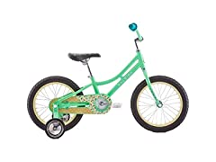 Raleigh Bikes Jazzi 16 Kids Bike Girls Youth 3-5 Years Old