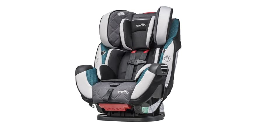 evenflo symphony dlx convertible car seat finway kids toys. Black Bedroom Furniture Sets. Home Design Ideas