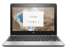 "HP 11-G5 11.6"" Intel Dual-Core Chromebook"